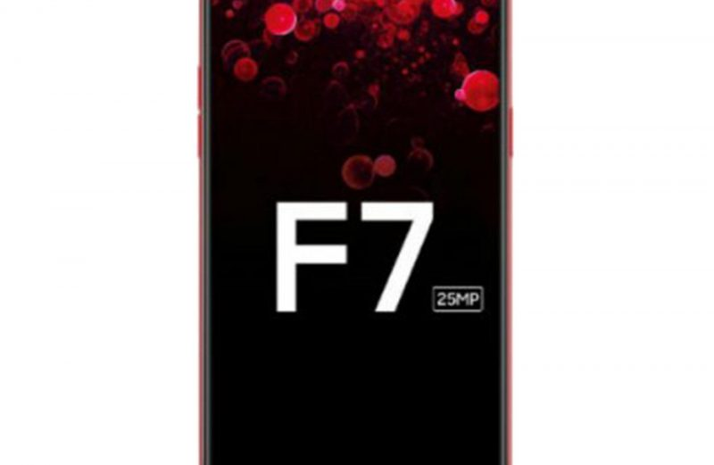 OPPO F7 – Smartphone – 6.23″ – 6GB RAM – 128GB ROM – 16MP Camera – Diamond Black