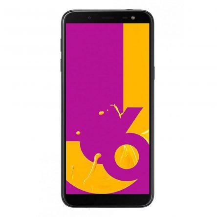 """Galaxy J6 Smartphone 5.6"""" – 3GB RAM – 32GB ROM – Black"""
